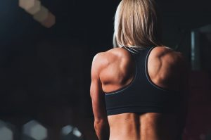 Posture cues – Setting your shoulders